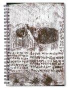 Black Ivory Issue 1b70c Spiral Notebook