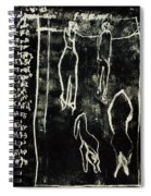 Black Ivory Issue 1b78a Spiral Notebook