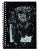 Black Ivory Issue 1b9a Spiral Notebook