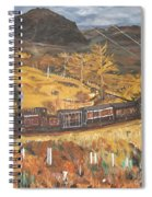 Black Mountain Spiral Notebook