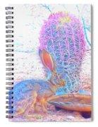 Black-tailed Jackrabbit Spiral Notebook