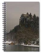 Bled Castle Spiral Notebook