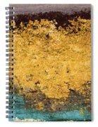 Block Print Spiral Notebook