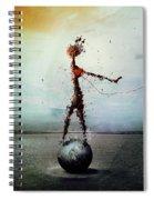 Blood Spiral Notebook