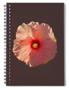 Blooming Hot Spiral Notebook