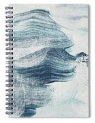 Blue #1 Spiral Notebook
