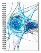 Blue Planet Spiral Notebook