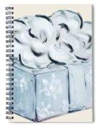 Blue Present Spiral Notebook