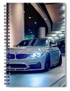 Bmw M3 Hd  Spiral Notebook