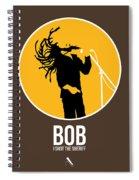 Bob Poster Spiral Notebook