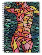 Body Of Thought #1 Spiral Notebook