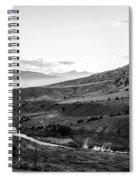 Boiling River Spiral Notebook