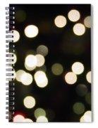Bokeh Much Spiral Notebook