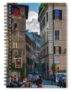 Boldini Spiral Notebook