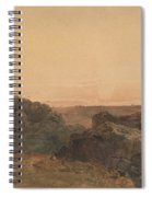 Bolton Castle Spiral Notebook