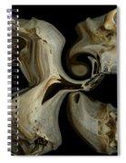 Bone Garden Spiral Notebook