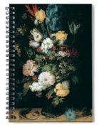Bouquet Of Flowers  The So Called Liechtenstein Bouquet        Spiral Notebook
