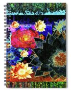 Bouquet Of Gratitude And Forgiveness Spiral Notebook