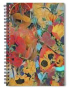 Bouquets Spiral Notebook