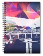 Bratislava Spiral Notebook