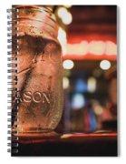 Breakfast In Nashville Spiral Notebook