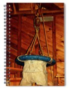 Breeches Buoy Spiral Notebook