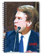 Brett Kavanaugh Testifies Before Senate Spiral Notebook
