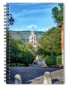 Brideshead Revisited Spiral Notebook