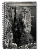 Brig O' Stack Spiral Notebook