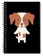 Brittany Gift Idea Spiral Notebook