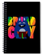 Broad City Spiral Notebook