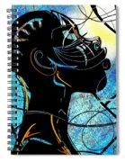Broken But Still  Spiral Notebook