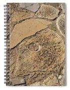 Broken Millstones Spiral Notebook