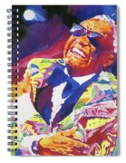 Brother Ray Charles Spiral Notebook