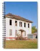 Bruce School Spiral Notebook
