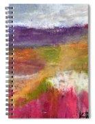 B's Terrain Spiral Notebook