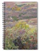 Buffaloberry Prairie Spiral Notebook