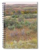 Buffaloberry September Reverie Spiral Notebook