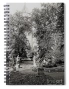 Building And Nature Spiral Notebook