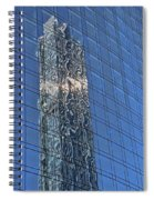 Building Reflections # 3 Spiral Notebook