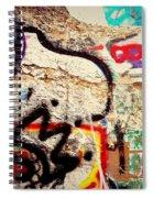 Bup Beast Spiral Notebook