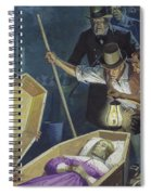 Burke And Hare Spiral Notebook