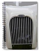 Burton Spiral Notebook