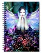 Butter-flairy Spiral Notebook