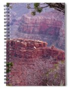 By The Ridge Spiral Notebook