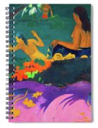 By The Sea - Digital Remastered Edition Spiral Notebook