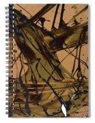Trace Spiral Notebook