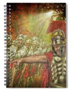 Caesar Spiral Notebook
