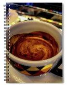 Caffe Doppio Spiral Notebook