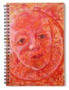 California Clementine Spiral Notebook